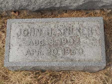 SPILKER, JOHN - Gage County, Nebraska | JOHN SPILKER - Nebraska Gravestone Photos