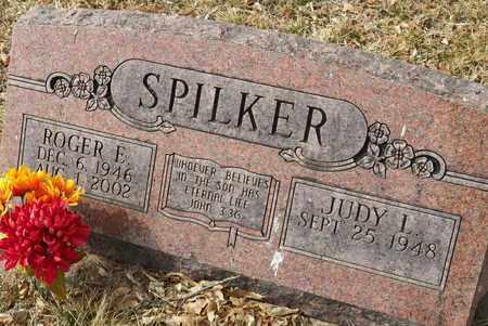 SPILKER, JUDY - Gage County, Nebraska   JUDY SPILKER - Nebraska Gravestone Photos