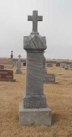 TEGELER, CHARLOTTE - Gage County, Nebraska | CHARLOTTE TEGELER - Nebraska Gravestone Photos