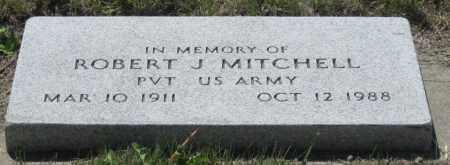 MITCHELL, ROBERT  J. - Garden County, Nebraska | ROBERT  J. MITCHELL - Nebraska Gravestone Photos