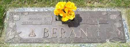 FORTIN BERAN, LUCILLE M. - Hall County, Nebraska | LUCILLE M. FORTIN BERAN - Nebraska Gravestone Photos