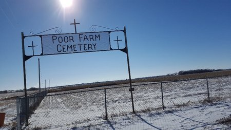 POOR FARM, VIEW - Hall County, Nebraska   VIEW POOR FARM - Nebraska Gravestone Photos
