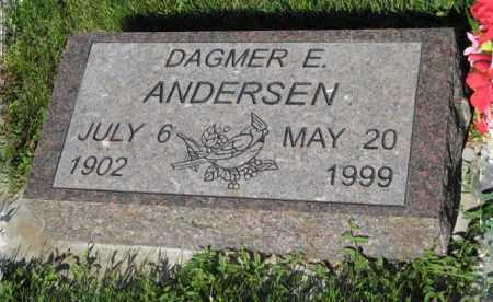 ANDERSEN, DAGMER E. - Hamilton County, Nebraska | DAGMER E. ANDERSEN - Nebraska Gravestone Photos