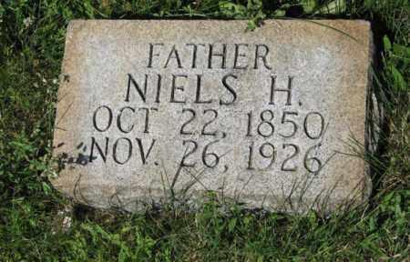 ANDERSEN, NIELS H. - Hamilton County, Nebraska | NIELS H. ANDERSEN - Nebraska Gravestone Photos