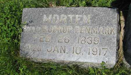 ERIKSEN, MORTEN - Hamilton County, Nebraska | MORTEN ERIKSEN - Nebraska Gravestone Photos
