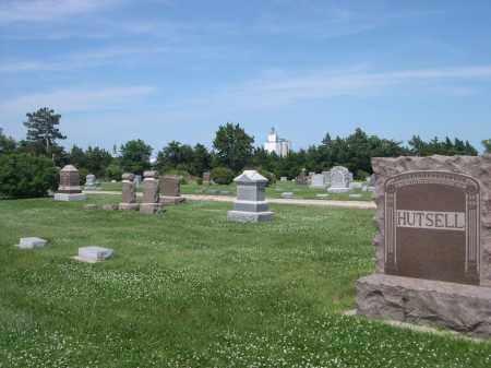 *HAMPTON CEMETERY, VIEW OF - Hamilton County, Nebraska | VIEW OF *HAMPTON CEMETERY - Nebraska Gravestone Photos