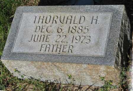 HANSEN, THORVALD H. - Hamilton County, Nebraska | THORVALD H. HANSEN - Nebraska Gravestone Photos