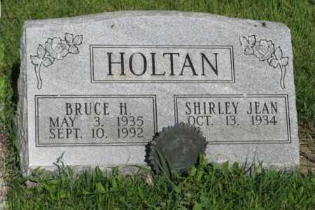 HOLTAN, BRUCE H. - Hamilton County, Nebraska | BRUCE H. HOLTAN - Nebraska Gravestone Photos