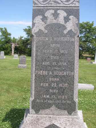 HOUGHTON, PHEBE - Hamilton County, Nebraska | PHEBE HOUGHTON - Nebraska Gravestone Photos