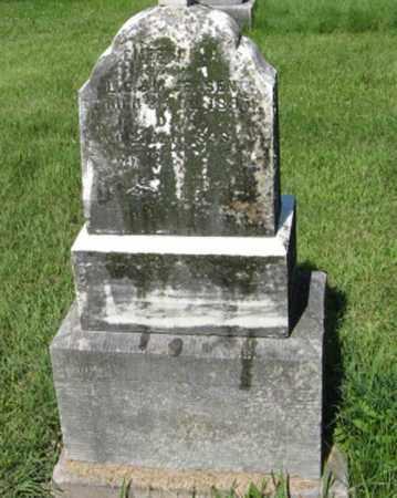 JENSEN, EMERSON A. - Hamilton County, Nebraska | EMERSON A. JENSEN - Nebraska Gravestone Photos