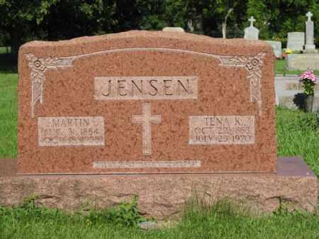 JENSEN, MARTIN - Hamilton County, Nebraska   MARTIN JENSEN - Nebraska Gravestone Photos