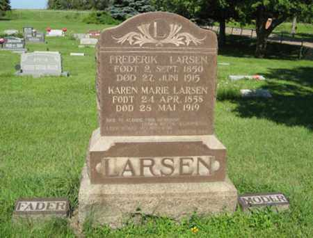 LARSEN, KAREN MARIE - Hamilton County, Nebraska | KAREN MARIE LARSEN - Nebraska Gravestone Photos