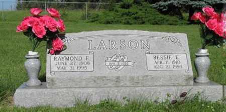 LARSON, BESSIE E. - Hamilton County, Nebraska | BESSIE E. LARSON - Nebraska Gravestone Photos