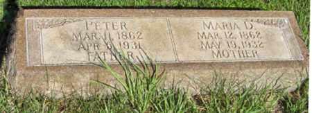 NISSEN, PETER - Hamilton County, Nebraska   PETER NISSEN - Nebraska Gravestone Photos