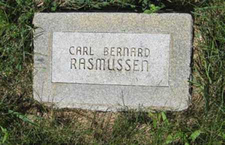 RASMUSSEN, CARL BERNARD - Hamilton County, Nebraska | CARL BERNARD RASMUSSEN - Nebraska Gravestone Photos