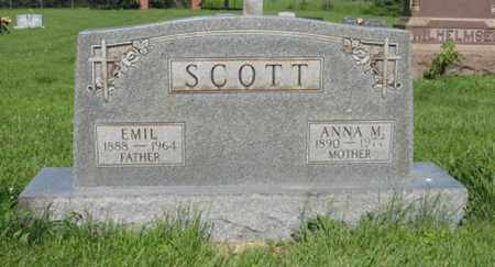 SCOTT, ANNA M. - Hamilton County, Nebraska | ANNA M. SCOTT - Nebraska Gravestone Photos