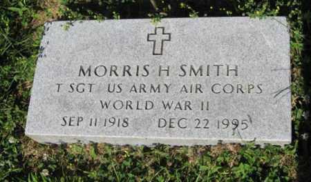 SMITH, MORRIS H. - Hamilton County, Nebraska | MORRIS H. SMITH - Nebraska Gravestone Photos