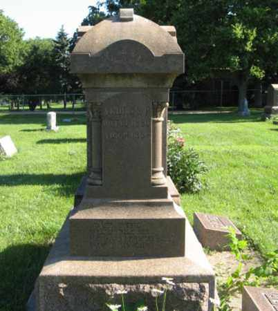 WILHELMSEN, ANDRES P. - Hamilton County, Nebraska | ANDRES P. WILHELMSEN - Nebraska Gravestone Photos