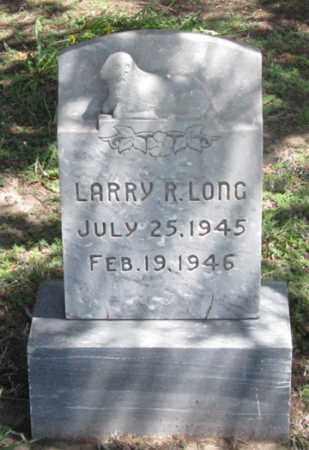 LONG, LARRY R. - Hitchcock County, Nebraska | LARRY R. LONG - Nebraska Gravestone Photos