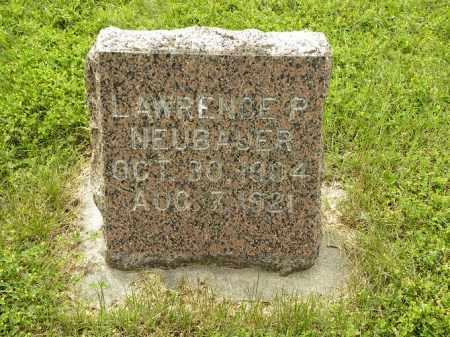 NEUBAUER, LAWRENCE PAUL - Holt County, Nebraska | LAWRENCE PAUL NEUBAUER - Nebraska Gravestone Photos