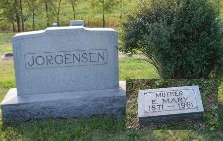 JORGENSEN, E. MARY - Howard County, Nebraska   E. MARY JORGENSEN - Nebraska Gravestone Photos