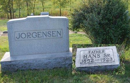 JORGENSEN, HANS SR. - Howard County, Nebraska | HANS SR. JORGENSEN - Nebraska Gravestone Photos