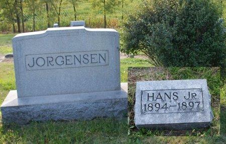 JORGENSEN, HANS JR. - Howard County, Nebraska   HANS JR. JORGENSEN - Nebraska Gravestone Photos