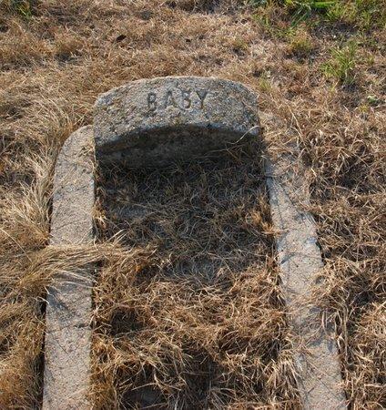 LANG, BABY 1 - Howard County, Nebraska | BABY 1 LANG - Nebraska Gravestone Photos