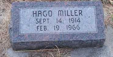MILLER, HAGO - Howard County, Nebraska | HAGO MILLER - Nebraska Gravestone Photos