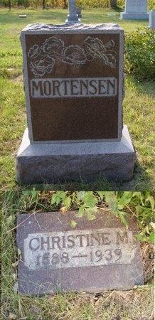 MORTENSEN, CHRISTINE M. - Howard County, Nebraska | CHRISTINE M. MORTENSEN - Nebraska Gravestone Photos