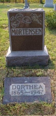 MORTENSEN, DORTHEA - Howard County, Nebraska | DORTHEA MORTENSEN - Nebraska Gravestone Photos