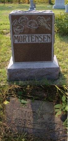 MORTENSEN, NORA J. - Howard County, Nebraska | NORA J. MORTENSEN - Nebraska Gravestone Photos