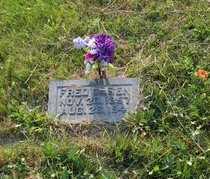 OLSEN, FRED - Howard County, Nebraska | FRED OLSEN - Nebraska Gravestone Photos