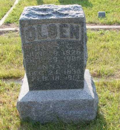 OLSEN, HANS C. - Howard County, Nebraska | HANS C. OLSEN - Nebraska Gravestone Photos