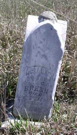 BRENN, PETER - Jefferson County, Nebraska   PETER BRENN - Nebraska Gravestone Photos