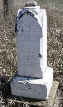 CARLIN, FRANK - Jefferson County, Nebraska   FRANK CARLIN - Nebraska Gravestone Photos