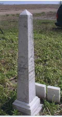 CORTRIGHT, ADDIE M. - Jefferson County, Nebraska | ADDIE M. CORTRIGHT - Nebraska Gravestone Photos