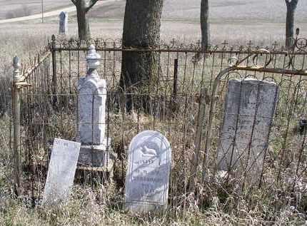 HAND, HANNAH - Jefferson County, Nebraska | HANNAH HAND - Nebraska Gravestone Photos