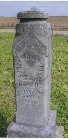 HUMPHREY, ANNA - Jefferson County, Nebraska | ANNA HUMPHREY - Nebraska Gravestone Photos