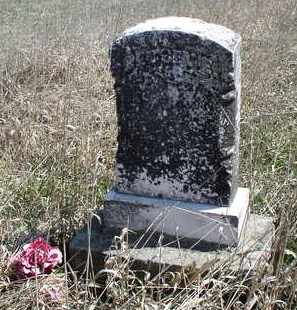 RETSENDE, UNKNOWN - Jefferson County, Nebraska | UNKNOWN RETSENDE - Nebraska Gravestone Photos