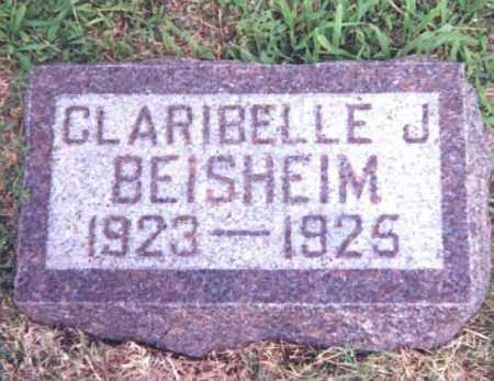 BEISHEIM, CLARIBELLE JEAN - Kearney County, Nebraska   CLARIBELLE JEAN BEISHEIM - Nebraska Gravestone Photos