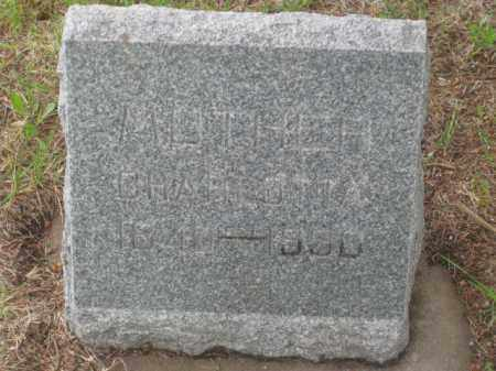 BOOSTROM, CHARISTA (?) - Kearney County, Nebraska   CHARISTA (?) BOOSTROM - Nebraska Gravestone Photos