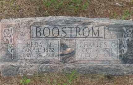 BOOSTROM, CHARLES C. - Kearney County, Nebraska | CHARLES C. BOOSTROM - Nebraska Gravestone Photos