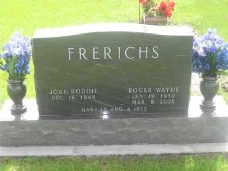 FREDRICHS, ROGER WAYNE - Kearney County, Nebraska | ROGER WAYNE FREDRICHS - Nebraska Gravestone Photos
