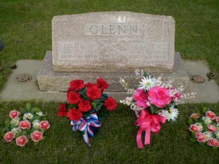 BENSON GLENN, ILENE - Kearney County, Nebraska | ILENE BENSON GLENN - Nebraska Gravestone Photos