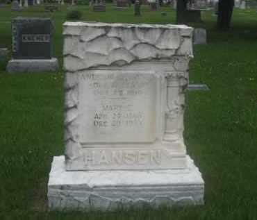 HANSEN, ANDREW C. - Kearney County, Nebraska | ANDREW C. HANSEN - Nebraska Gravestone Photos