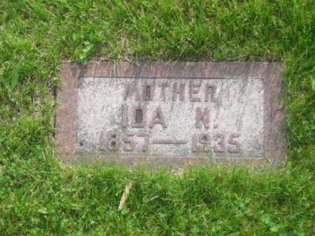 HOLMQUIST, IDA M. - Kearney County, Nebraska | IDA M. HOLMQUIST - Nebraska Gravestone Photos