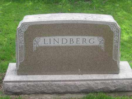 LINDBERG, FAMILY - Kearney County, Nebraska   FAMILY LINDBERG - Nebraska Gravestone Photos
