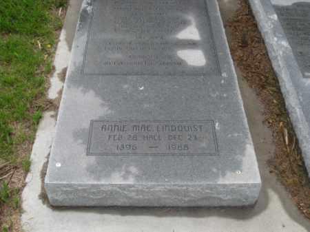 HALL LINDQUIST, ANNIE MAE - Kearney County, Nebraska   ANNIE MAE HALL LINDQUIST - Nebraska Gravestone Photos