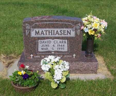 MATHIASEN, DAVID - Kearney County, Nebraska | DAVID MATHIASEN - Nebraska Gravestone Photos